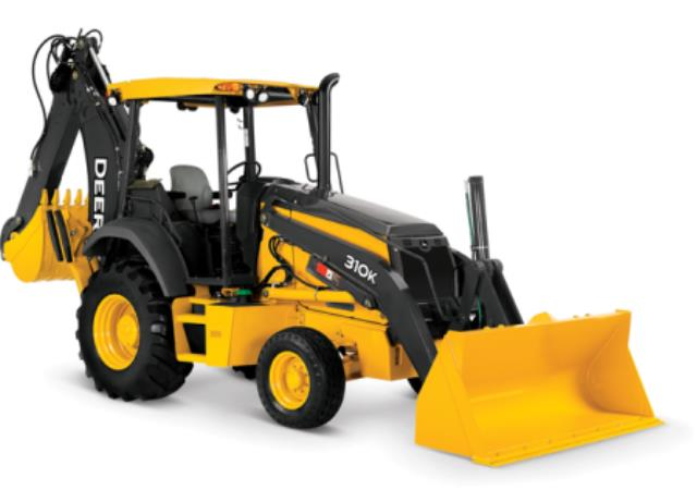 Where to find BACKHOE 14  W CAB in St. Louis