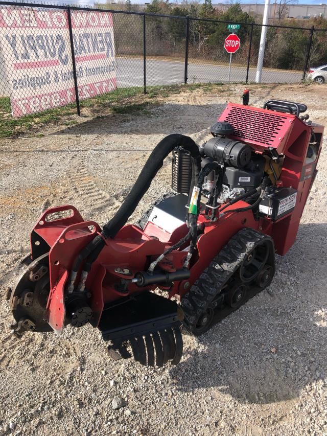 Where to find STUMP GRINDER Unit  2779 in St. Louis